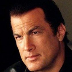 Steven Seagal Portrait